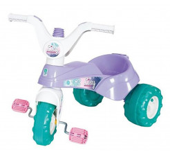 Triciclo Lisy Princesa do Gelo - Super Toys